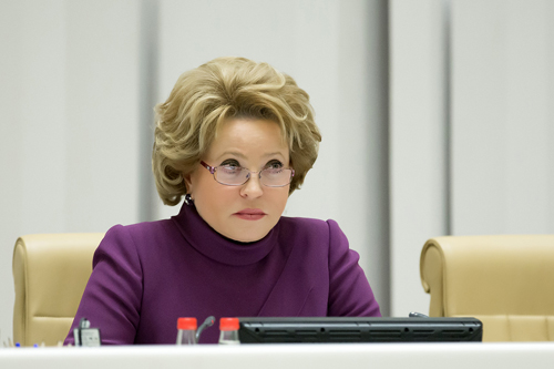 С сайта Совета Федерации РФ